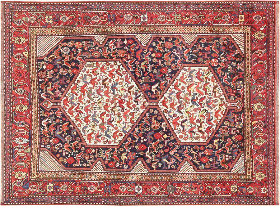Carpet clipart rug persian. Tribal rugs nomadic antique