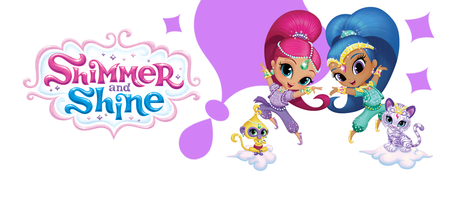 Nickelodeon dolls yee wittle. Carpet clipart shimmer and shine