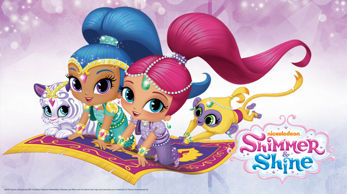 Carpet clipart shimmer and shine. Sunnybank brisbane kids genies