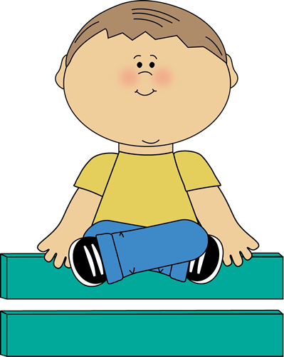 collection of sitting. Carpet clipart student