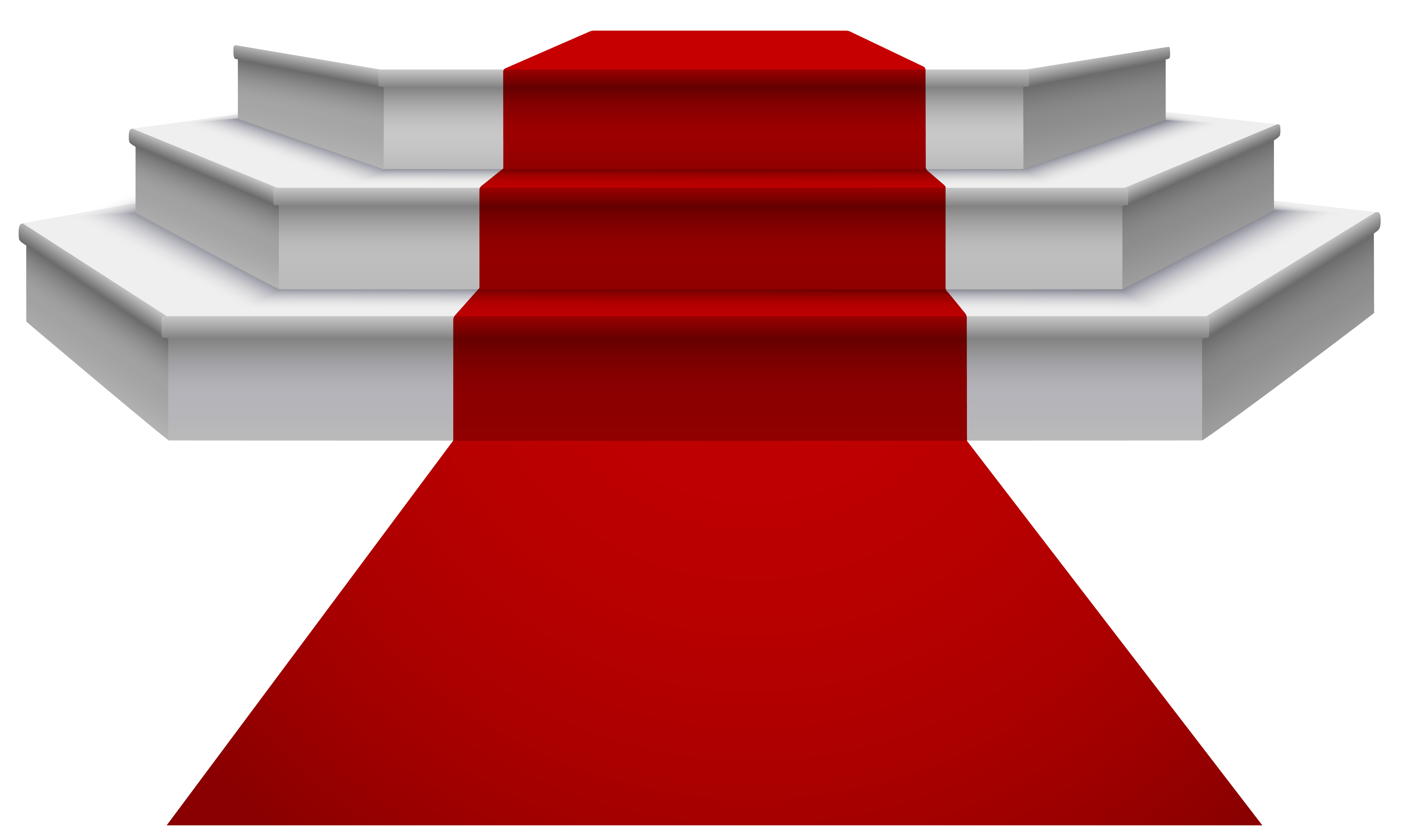 Staircase clipart christmas. Red carpet transparent transparentpng