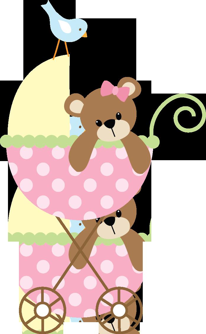 Beb menino menina pink. E clipart cute