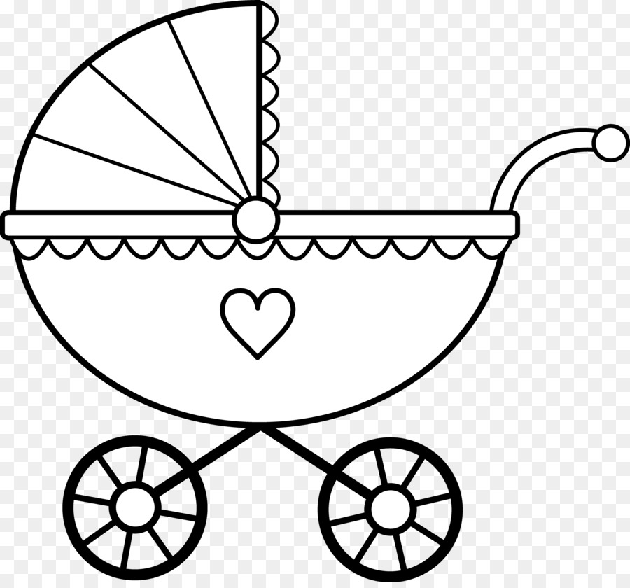 Baby transport infant clip. Carriage clipart buggy