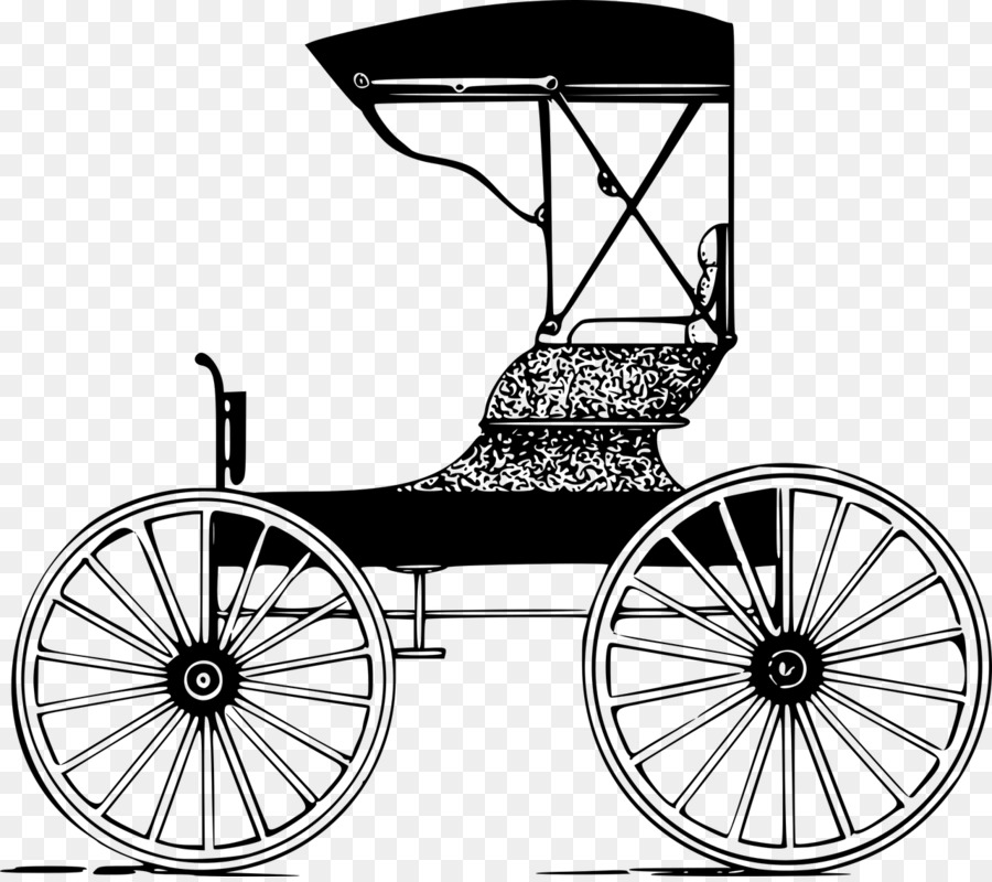 Carriage clipart buggy. Horse and clip art