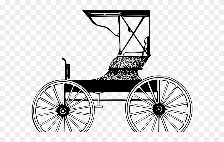 Wagon horse png download. Carriage clipart buggy