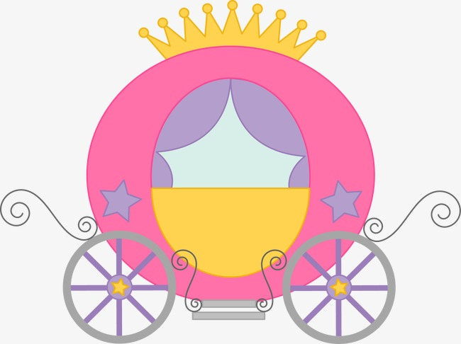 Carriage clipart carrage. Pumpkin car princess cars