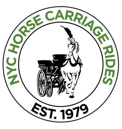 Carriage clipart carriage ride. Nyc horse rides picture