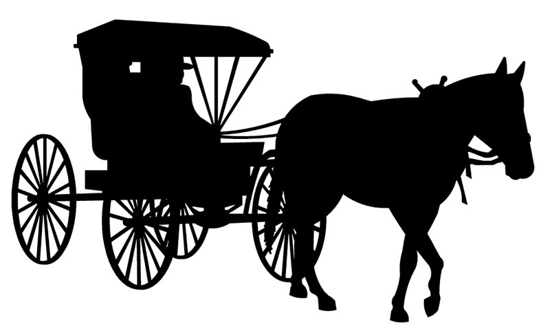 Horse and buggy png. Carriage clipart carriage ride