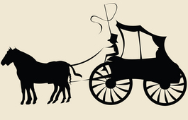 . Carriage clipart carriage ride