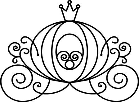 Drawing at getdrawings com. Carriage clipart cinderella