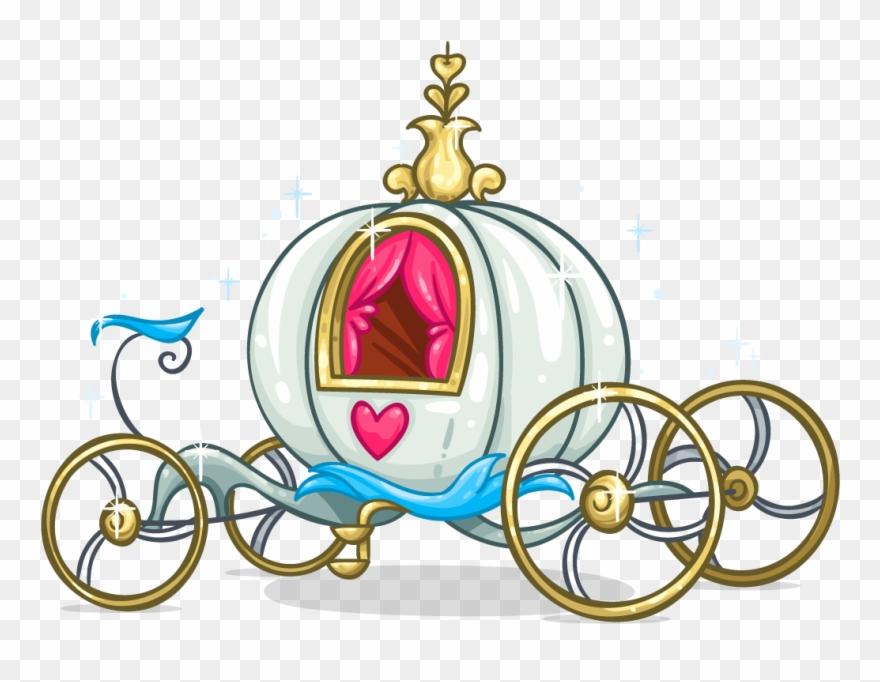 Carriage clipart cinderella. Story pumpkin