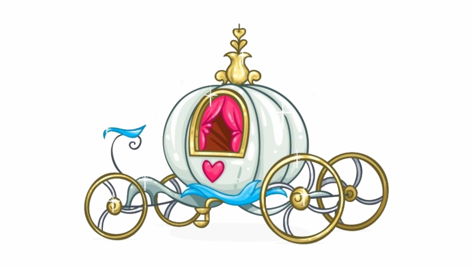 Carriage clipart cinderella disney carriage, Carriage ...