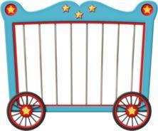 Carriage clipart circus. Caravan clipartuse