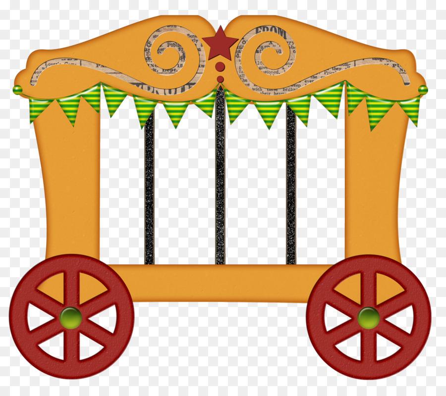 Carriage clipart circus. Amusement park carnival png