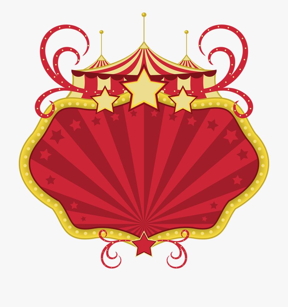 Cartel de circo png. Carriage clipart circus