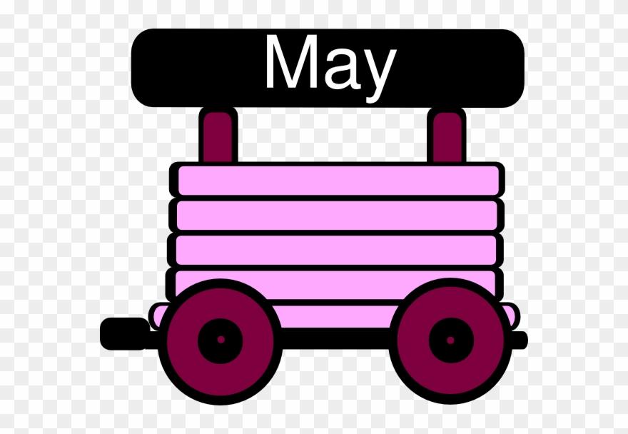 Carriage clipart clip art. Loco train pink