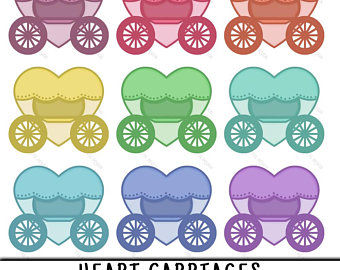 Etsy png. Carriage clipart clip art