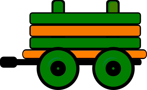 Carriage clipart clip art. Toot train at clker