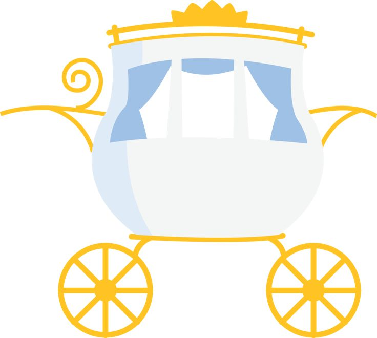 Carriage clipart fairytale.  best prince images