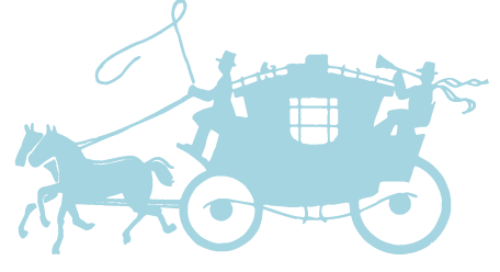 Mr rabbit on his. Carriage clipart fairytale