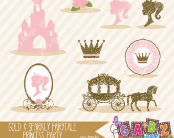 Carriage clipart glitter. Best photos of gold