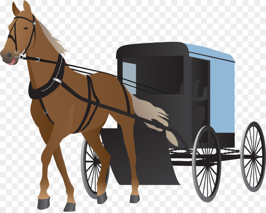 Horses clipart vehicle. Horse and buggy carriage