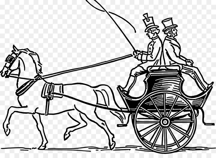 Horse cartoon car transparent. Horses clipart vehicle