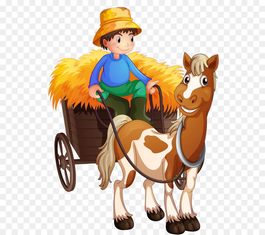 Carriage clipart horse wagon. Cart clip art boy