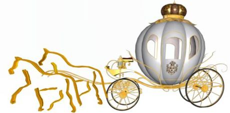 Second life marketplace art. Carriage clipart medieval