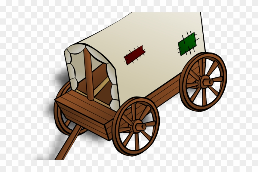 Caravan clip art hd. Carriage clipart medieval