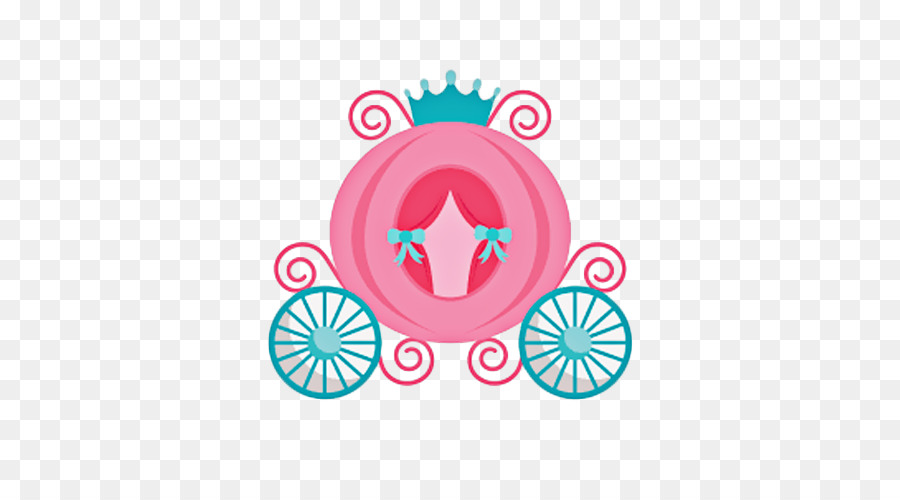 Cinderella clip art cartoon. Carriage clipart pink princess