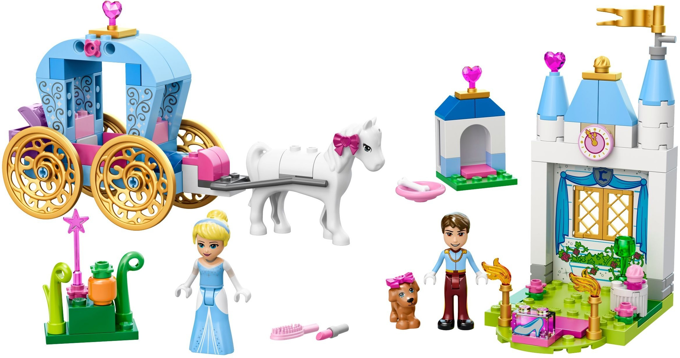Tagged brickset lego set. Carriage clipart prince charming