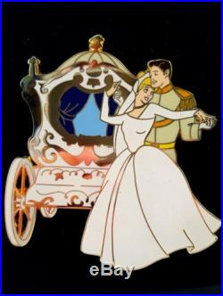 Disney auctions cinderella wedding. Carriage clipart prince charming