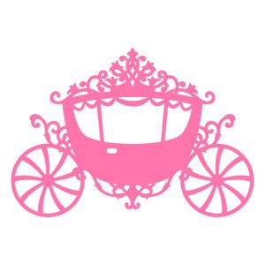 Free download best . Carriage clipart princess