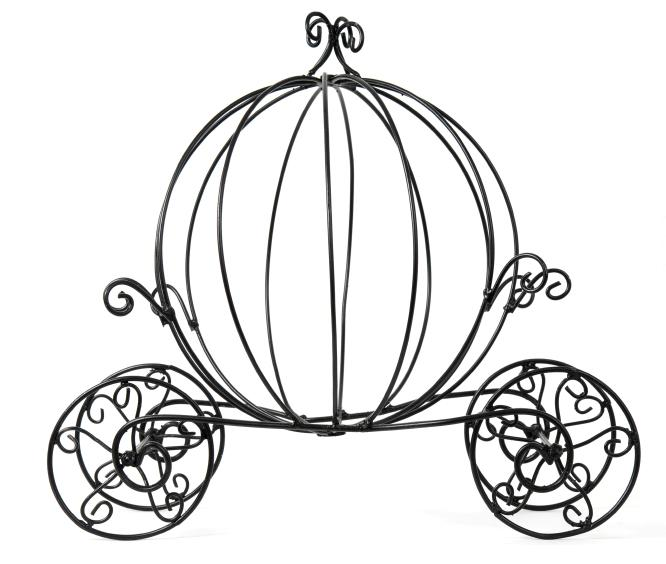 Cinderella silhouette at getdrawings. Carriage clipart printable