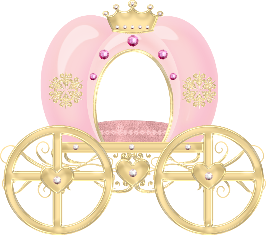 Princesinhas minus princess printables. Carriage clipart printable