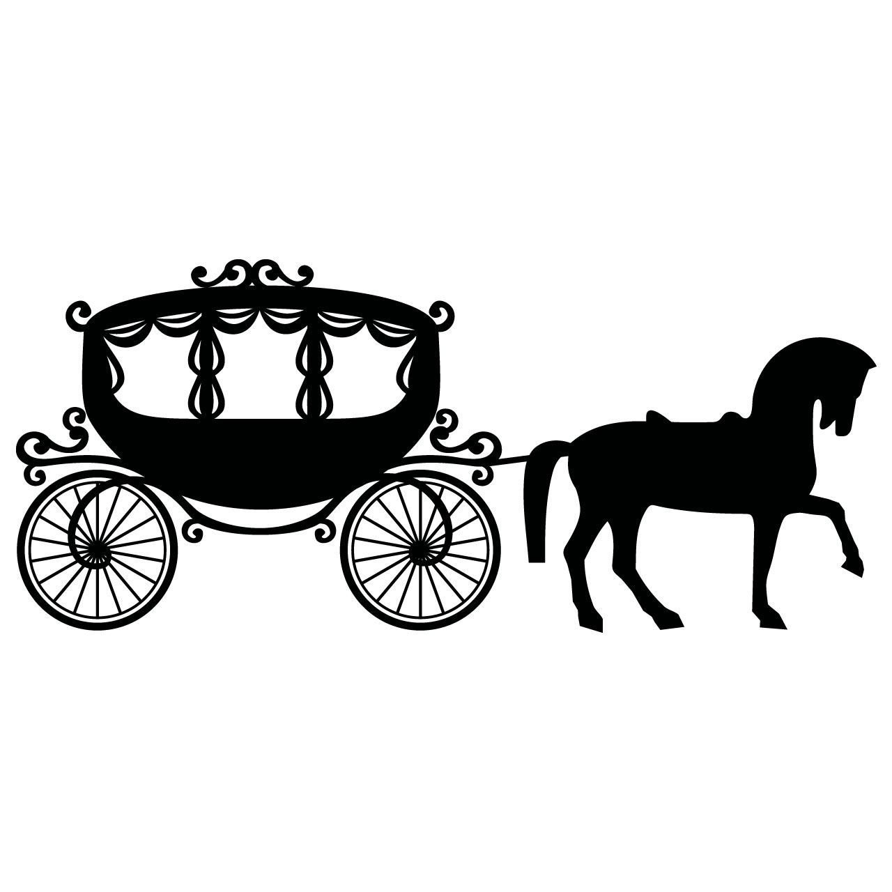 Image result for royal. Carriage clipart printable