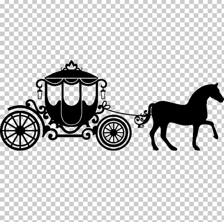 Carriage clipart silhouette. Cinderella png automotive