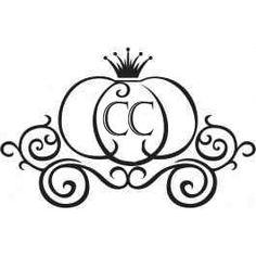 Carriage clipart simple. Cinderella free printables google