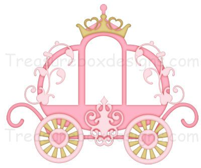 Carriage sofia the first