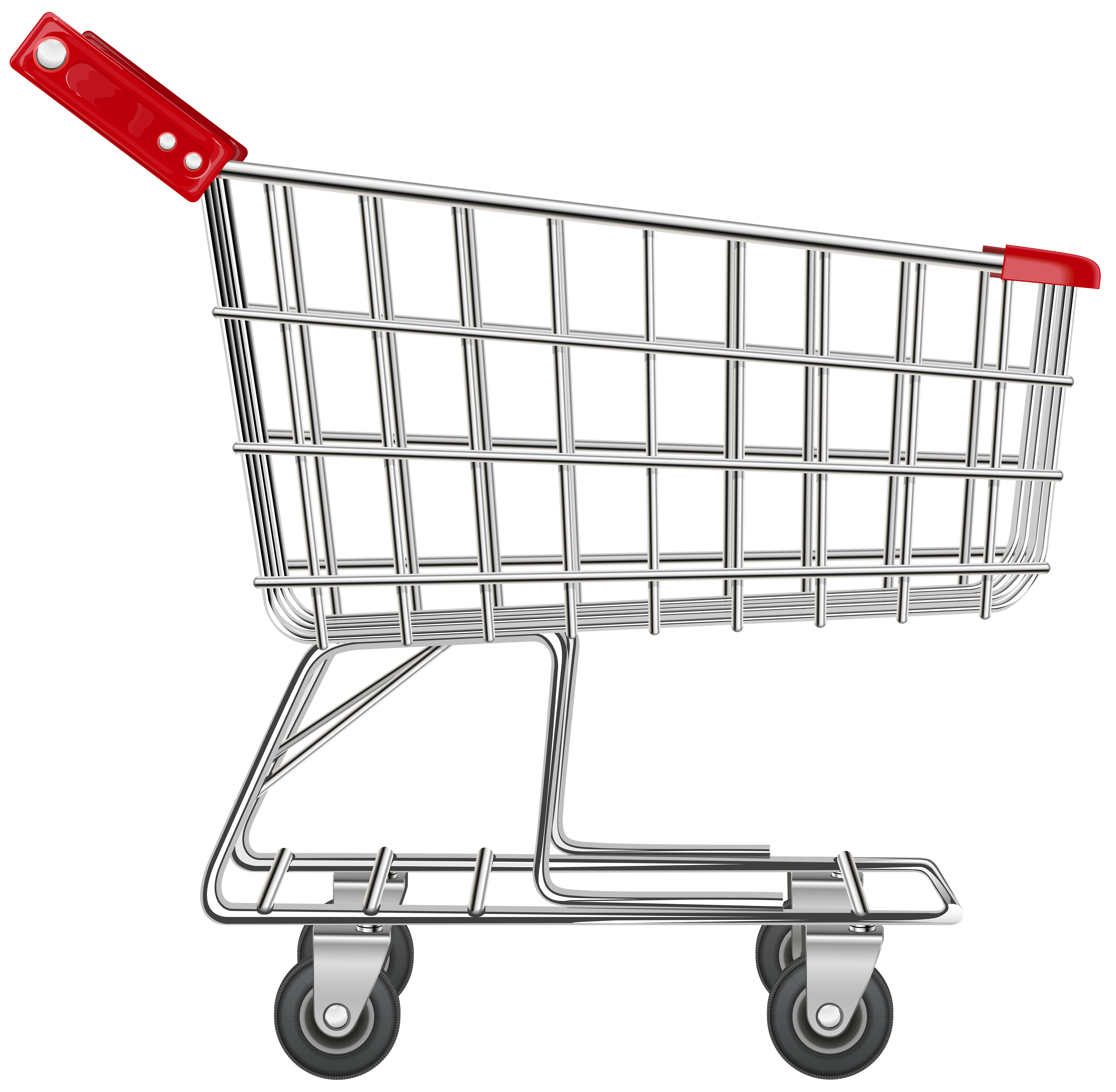 Carriage clipart transparent background. Shopping cart png image