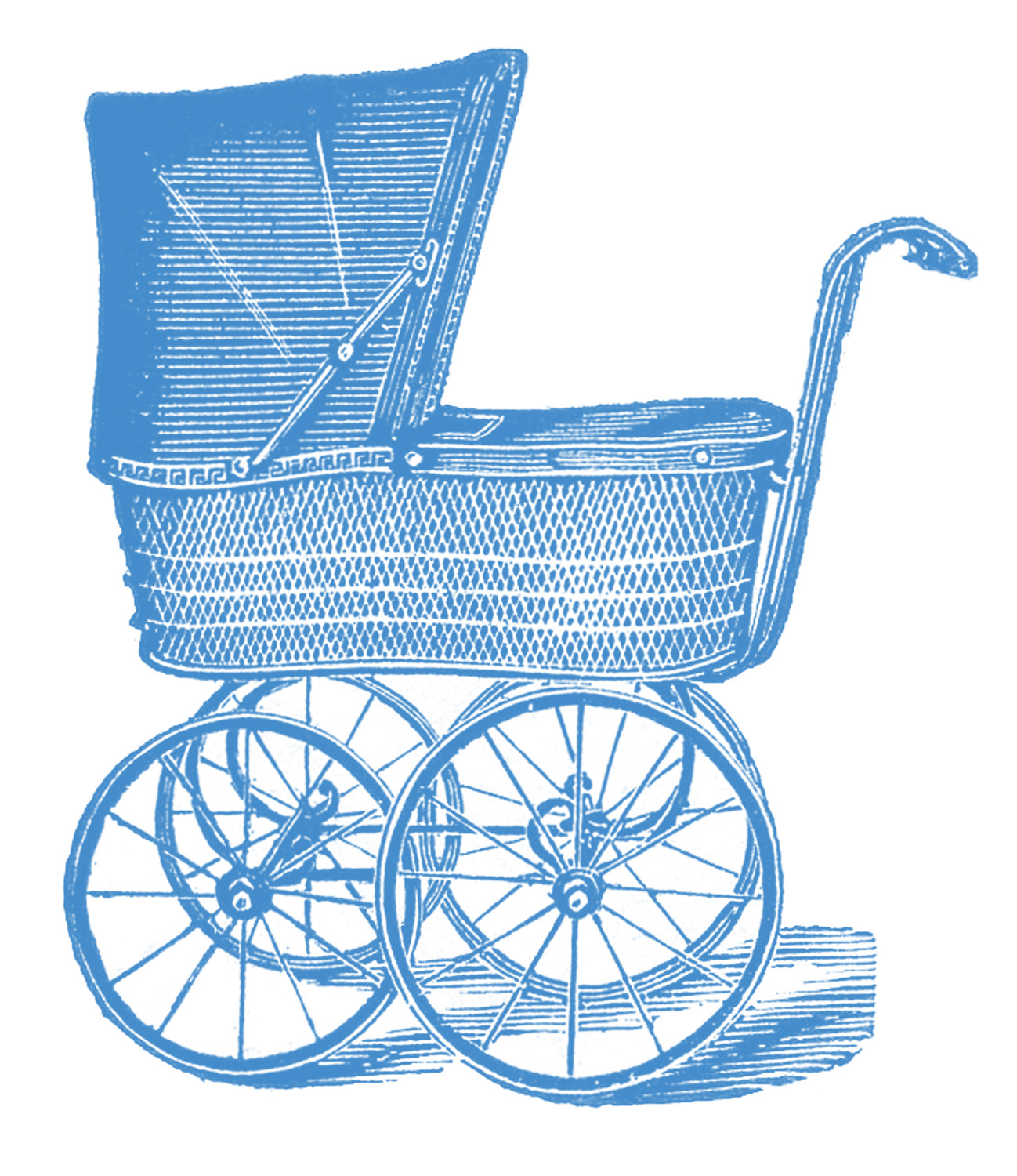 Carriage clipart vintage. Royalty free images baby