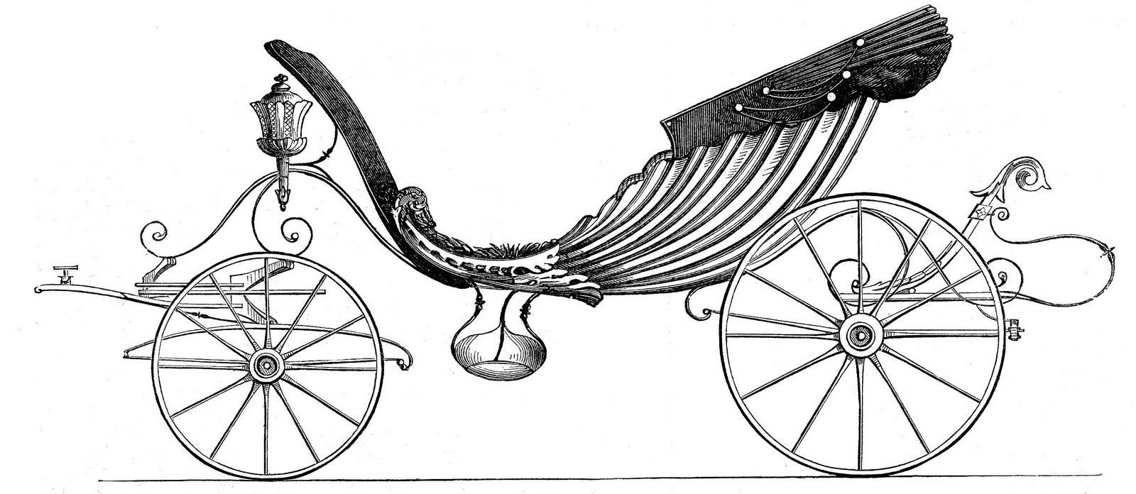 Carriage clipart vintage. Clip art fit for
