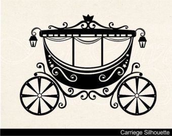 Carriage clipart wedding carriage. Free cliparts download clip