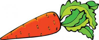 Clip art free images. Carrot clipart