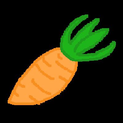 Carrot clipart carot. Nova skin wortel