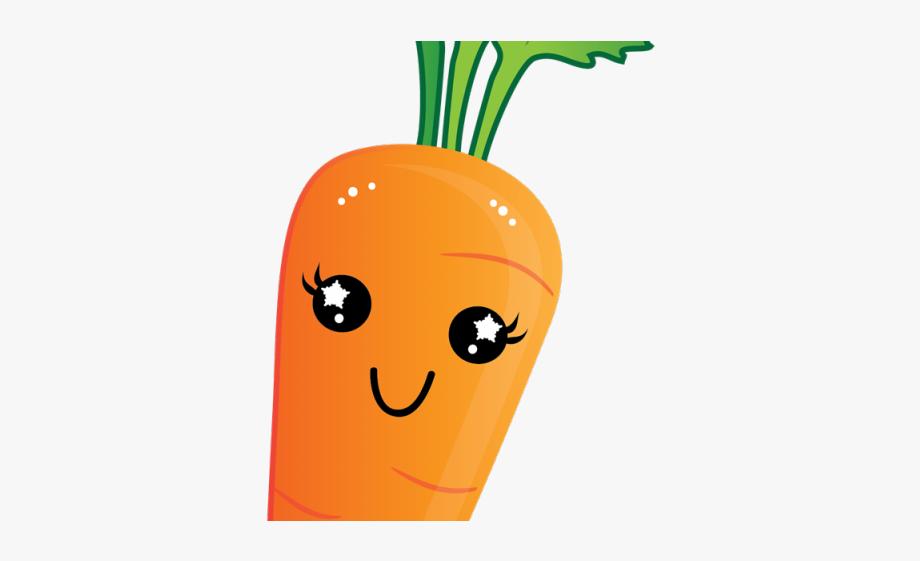 Cartoon clip art png. Vegetables clipart carrot