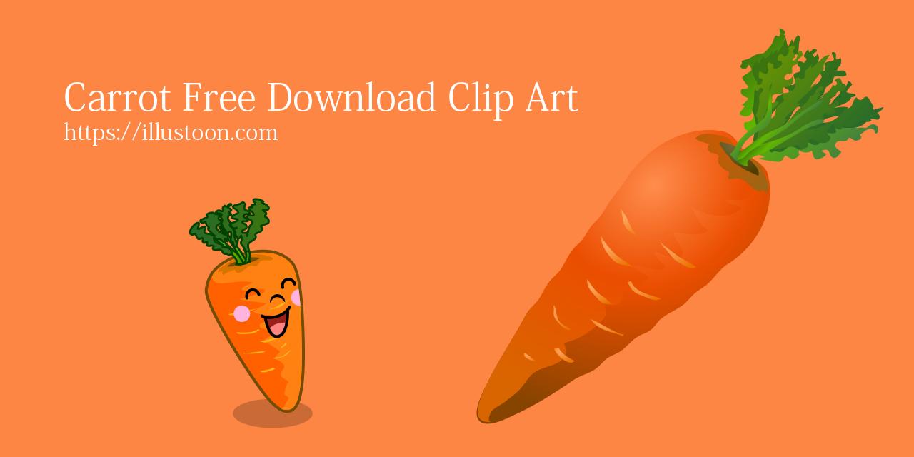 Free cartoon pictures illustoon. Carrot clipart carrrot