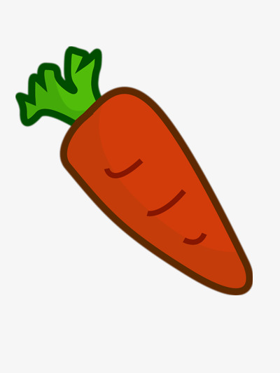 Carrots clipart carrot stick. Figure red material image