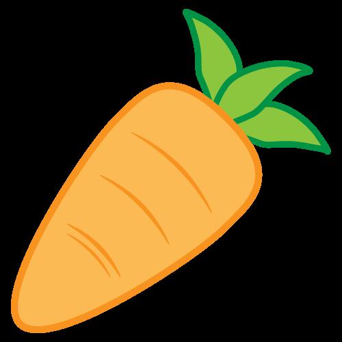7 clipart carrot.